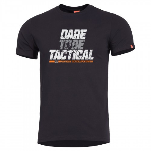 TRICOU AGERON DARE TO BE TACTICAL K09012-DT