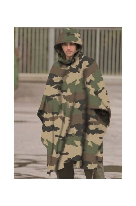 PONCHO US - RIPSTOP CCE