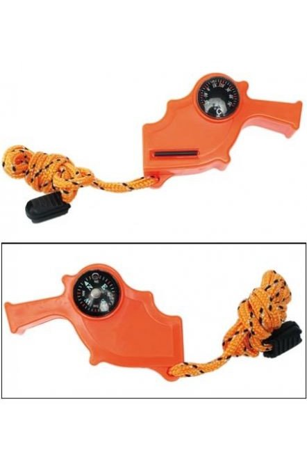 FLUIER SAFETY 4 IN 1 ORANG