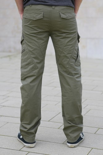 Poze PANTALONI ADVEN SLIM FIT BRANDIT
