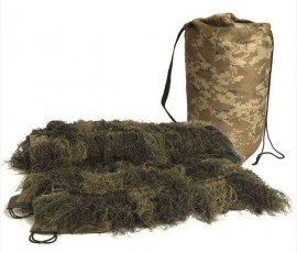Poze PLASA GHILLIE ANTI FIRE 140X100 CM