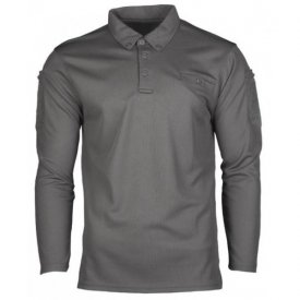 BLUZA POLO QUICK DRY GREY