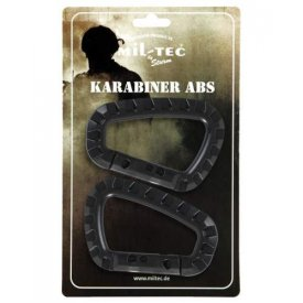 CARABINA ABS BLACK