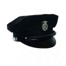 CHIPIU US POLICE BLACK