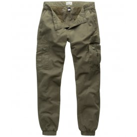 PANTALONI BAD BOYS OLIV RAW VINTAGE