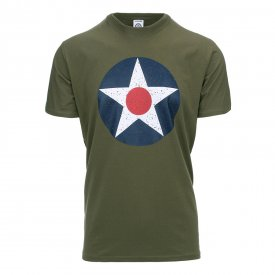 TRICOU BARBATI U.S. ARMY AIR CORPS OLIV