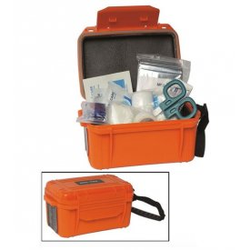 TRUSA CAMPING DE PRIM AJUTOR WATERPROOF ORANGE