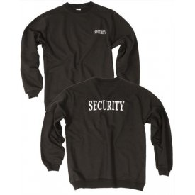 BLUZA SECURITY NEGRU