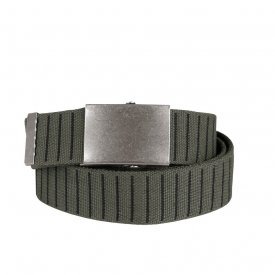 CUREA STONE WASHED BUCKLE OLIV 4 CM MIL-TEC