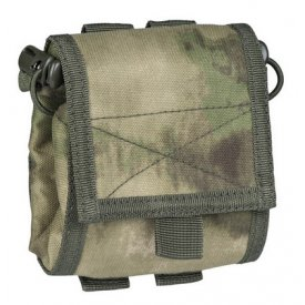 GEANTA EMPTY SHELL FOLIAGE GREEN