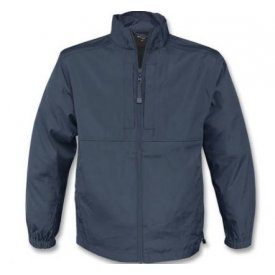 HANORAC WINDBREAKER NYLON DARK BLUE