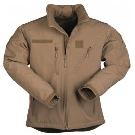 JACHETA SOFTSHELL SCU 14 DARK COYOTE