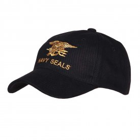 SAPCA NAVY SEALS BLACK