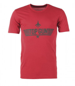 TRICOU TOP GUN′ RED