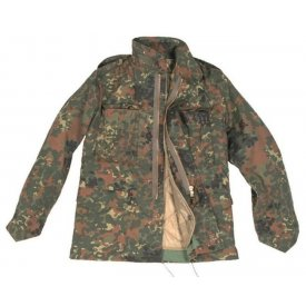 VESTON COPII M65 CAMUFLAJ FLECTAR