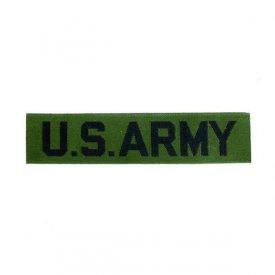 EMBLEMA US ARMY VERDE