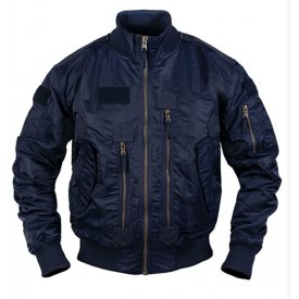 JACHETA AVIATOR TACTICA US DARK BLUE