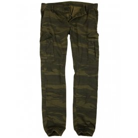 PANTALONI BAD BOYS CAMUFLAJ GREECE RAW VINTAGE