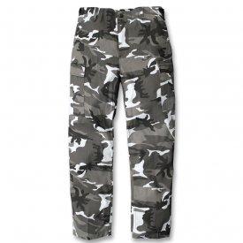 Pantaloni Militari BDU Ranger Camuflaj Urban