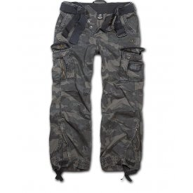 PANTALONI ROYAL VINTAGE DARKCAMO