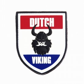 Patch 3D PVC Dutch Viking