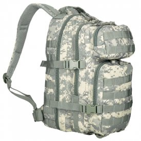 RUCSAC MILITAR ASALT 20L CAMUFLAJ AT-DIGITAL SMALL