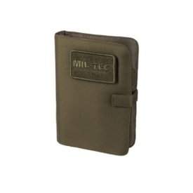 TACTICAL NOTEBOOK SMALL OD