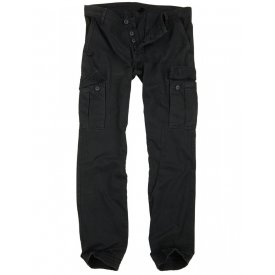 PANTALONI BAD BOYS BLACK RAW VINTAGE