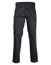 PANTALONI US BDU STY.RANGER FIELD PANTS ′STRAIGHT CUT′ NEGRI