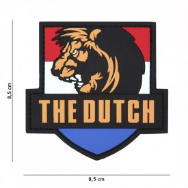 Patch 3D PVC The Dutch