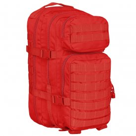 RUCSAC MILITAR ASALT 20L RED SMALL