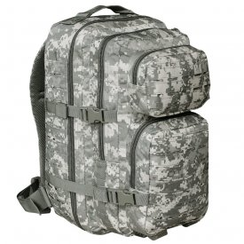 RUCSAC MILITAR LASER CUT ASALT 36L AT-DIGITAL LG