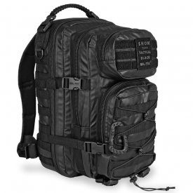 RUCSAC TACTICAL BLACK BACKPACK US ASSAULT SMALL 20L