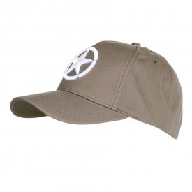 Sapca Allied Star WWII 3D GREY