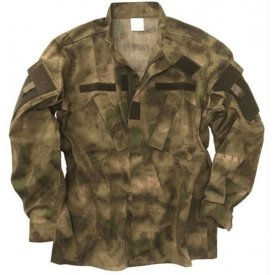 VESTON ACU POCO R/S FOLIAGE GREEN