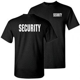 TRICOU SECURITY NEGRU