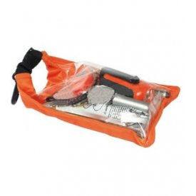 OUTDOOR SURVIVAL PACK LG ORANGE