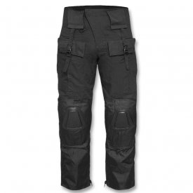 PANTALONI TACTICI WARRIOR NEGRI