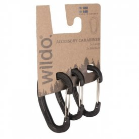 SET CARABINAE WILDO BLACK