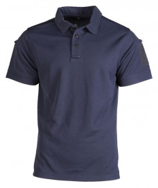 TRICOU TACTICAL POLO QUICKDRY DARK BLUE