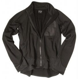 VESTON TACTICAL TERMO FLEECE BLACK