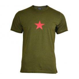 TRICOU BARBATI RED STAR OLIV