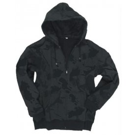 HANORAC JOGGING BLACK CAMO