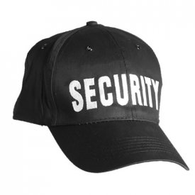SAPCA BASEBALL SSFP - SECURITY