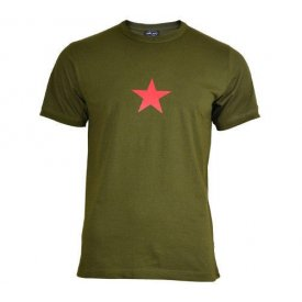 TRICOU BARBATI RED STAR OLIV