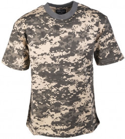 TRICOU COPII CAMUFLAJ AT-DIGITAL