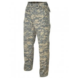 PANTALONI MILITARI BDU CAMUFLAJ AT-DIGITAL