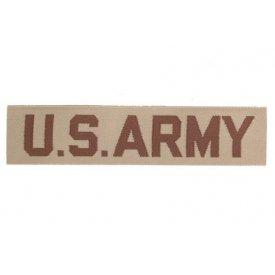 EMBLEMA US ARMY DESERT