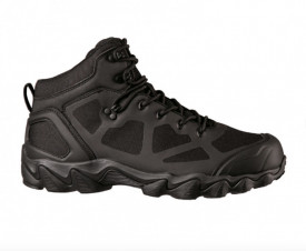 GHETE CHIMERA BLACK BOOTS MID