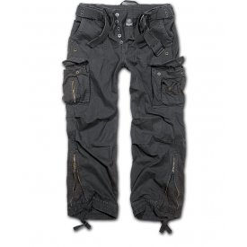 PANTALONI ROYAL VINTAGE BLACK